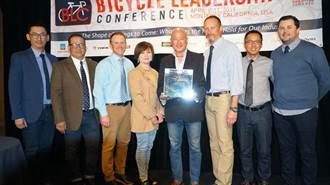 台灣之光!巨大集團前CEO羅祥安 在美獲頒「終身成就獎」