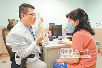 下背部痛難入眠 坐骨神經痛作祟