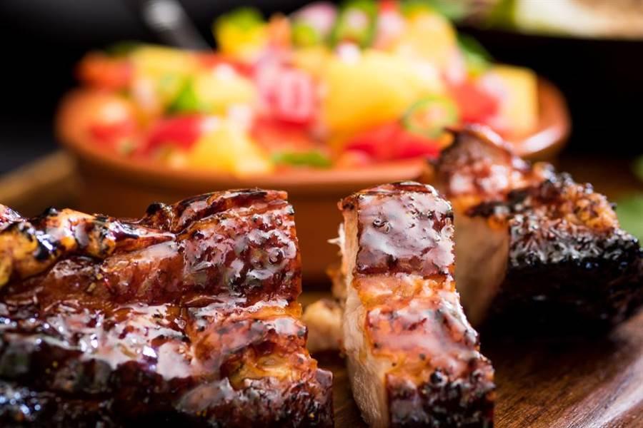 法研究:不吃肉 失智風險暴增67%。(達志)