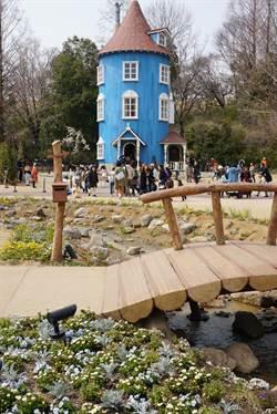 日本首座嚕嚕米樂園開幕 重掀姆明熱潮