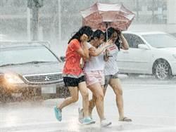 吳德榮警告 下週二全台恐劇烈天氣