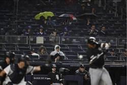 MLB》雨神搗亂 洋基6局就輸白襪