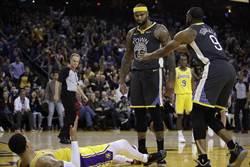 NBA》勇士主帥:今夏沒機會留考辛斯