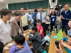 台南勞工局與台積電基金會合辦親子工作坊