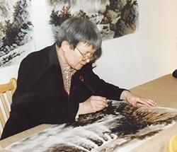 傑出畫家張福英 從雲軒打響名號
