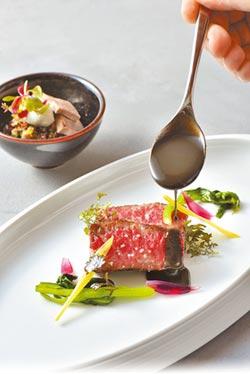 料理是活的 態芮讓法式菜變溫暖