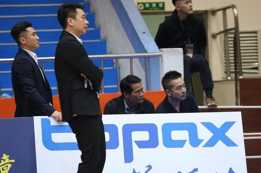 台北達欣在季後賽請回邱大宗擔任球隊顧問。(中華籃協提供)