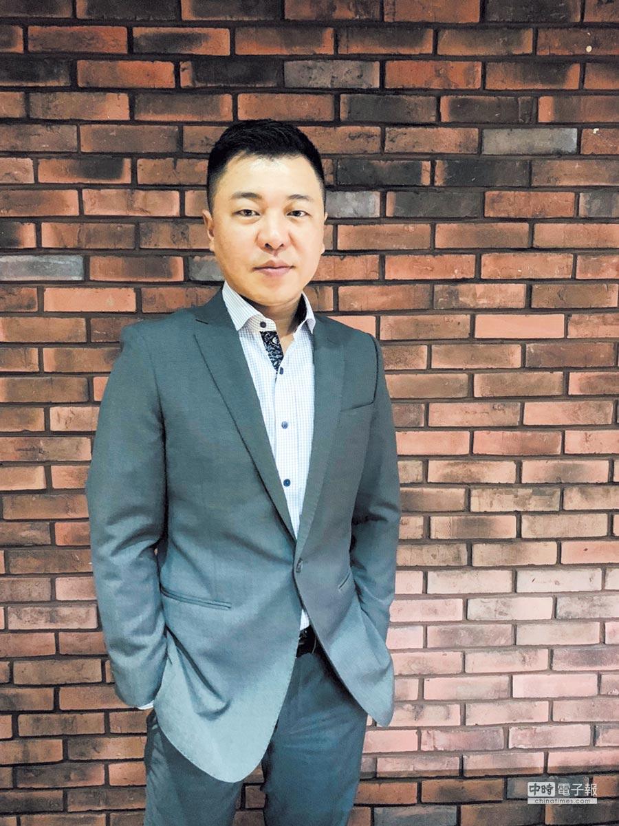Thai EZ股份有限公司董事總經理于鳳鳴。圖/薛紹苓