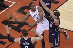 NBA》林書豪遭棄用 暴龍主場優勢飛了