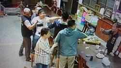 太囂張!宮廟委員帶2警察兒子痛毆主委