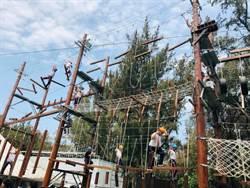 桃園青年體驗學習園區熱鬧開幕