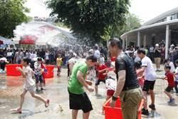 東南亞新年 嘉縣辦潑水節活動與新住民同樂