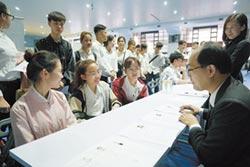育達科大 辦首屆外籍生實習博覽會
