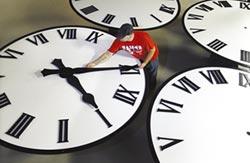 歐盟廢除夏令時間