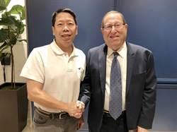 韓國瑜延遲早餐會 密會洛杉磯市議員保羅·科瑞茲