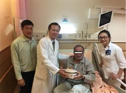 生日=重生日 台中榮總醫護幫病人慶生