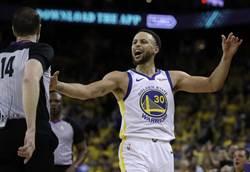 NBA》看伍茲奪冠不練球 柯瑞激動落淚
