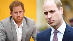 威廉王子&哈利王子關係緊張全因為「她」!