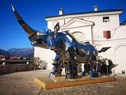台灣「金鋼犀牛」於歐洲大放「藝」彩