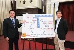 台中市環保局15日重罰中火2,000萬元