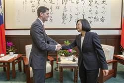 台灣關係法40週年 蔡英文:台美關係將更密切