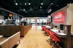 路易莎 X 遠傳電信 中壢數位體驗咖啡館開幕