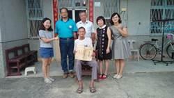 海東國小百年校慶 92歲校友拿出80年前畢業證書