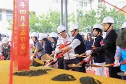 豐潭段城鎮之心鐵道綠廊開工 期帶動地方發展
