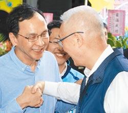 朱籲徵召韓 給主席多些時間