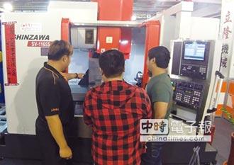 台南機械展 訂購紅單傳捷報