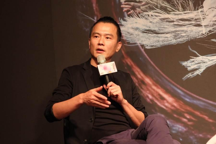雲門2藝術總監鄭宗龍新作《毛月亮》,將於台中國家歌劇院登場。(陳淑芬攝)