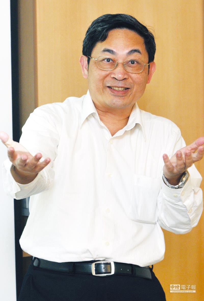 致新科技總經理吳錦川。圖/洪錫龍