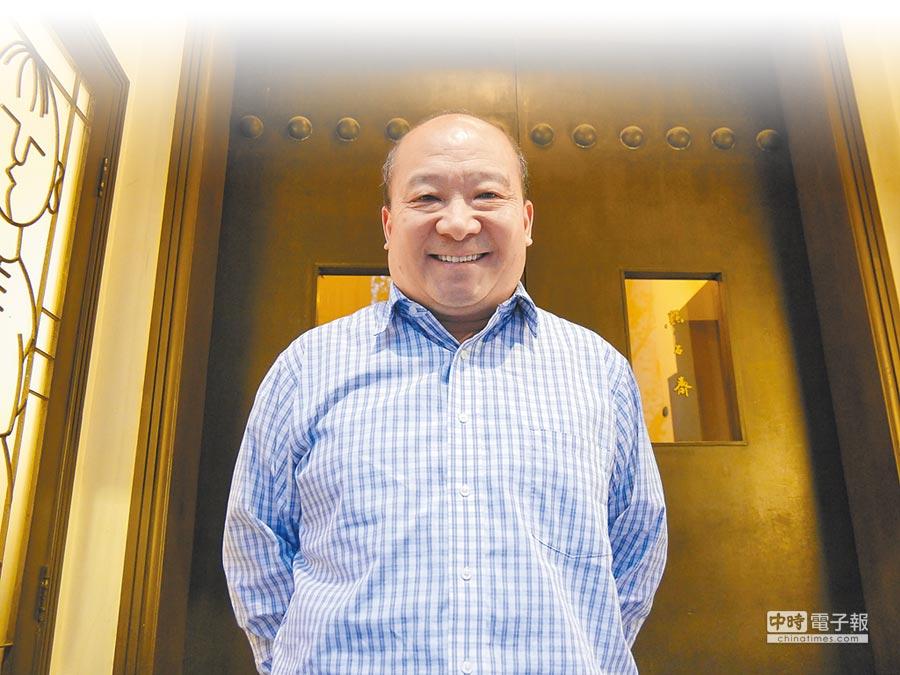 近日遭移民署驅離出境的大陸旅美學者李毅,昨在上海接受本報記者專訪。(張國威攝)