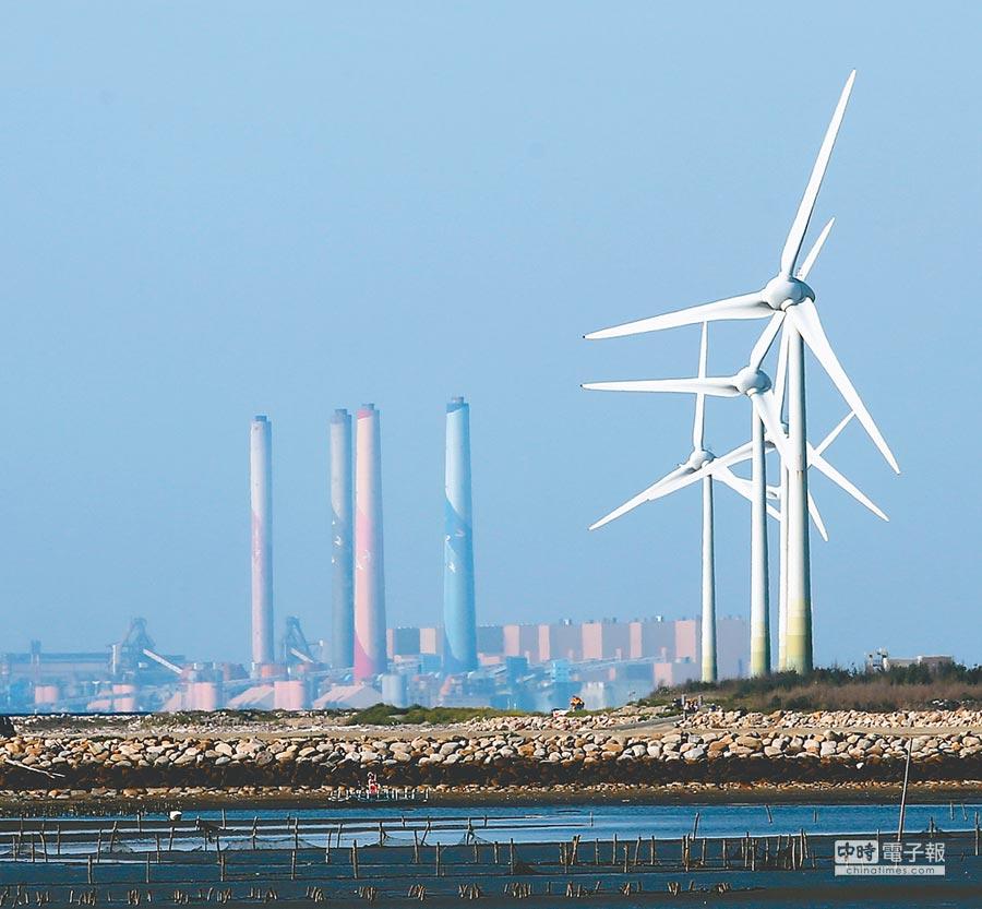 《再生能源發展條例》修正案三讀,用電大戶購買一定額度再生能源電力及憑證,須走電證合一制度。(黃世麒攝)