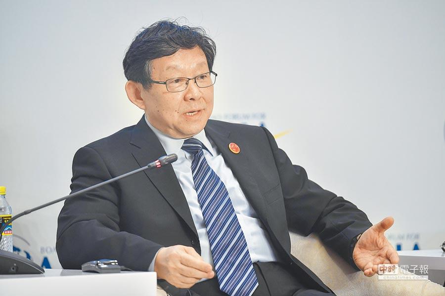 前大陸商務部長、前海協會長陳德銘。(中新社資料照片)