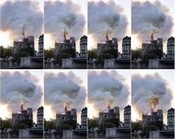 2.1億整修疑肇聖母院大火 法盼有錢老美幫幫忙