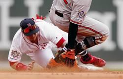 MLB》捕手守二壘?紅襪該叫林子偉了