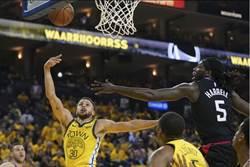 NBA》勇士哭了 領先31分遭逆轉