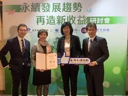 臺灣永續指數成分股 華航首度入列