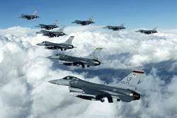美台商會歡迎美售台F16及配套培訓項目