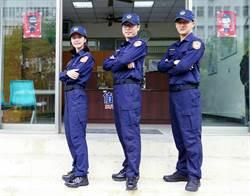 31年來全新警察制服換裝 台中員警:期待