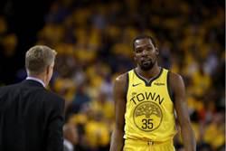 NBA》45罰無力回天 勇士輸得無話可說