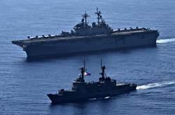 美軍明年演習將以南海東海對抗中共為重點
