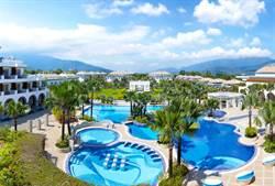 全台最美飯店是它!亞洲最大Villa群、從飯店直接搭熱氣球超狂