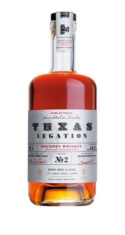 貝瑞兄弟德州公使波本威士忌 限量上市