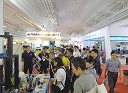 台南自動化機械展 創商機逾5億