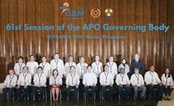 工業局長呂正華出席APO會議 我將成立亞洲智慧製造中心