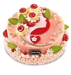 母親節蛋糕預購起跑 粉色重拾少女心