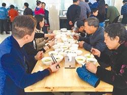 揚州市府食堂 假期平價納客