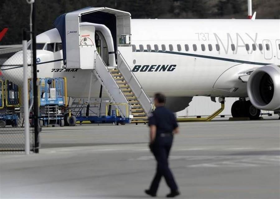 波音737 MAX系列飛機。(美聯社資料照片)